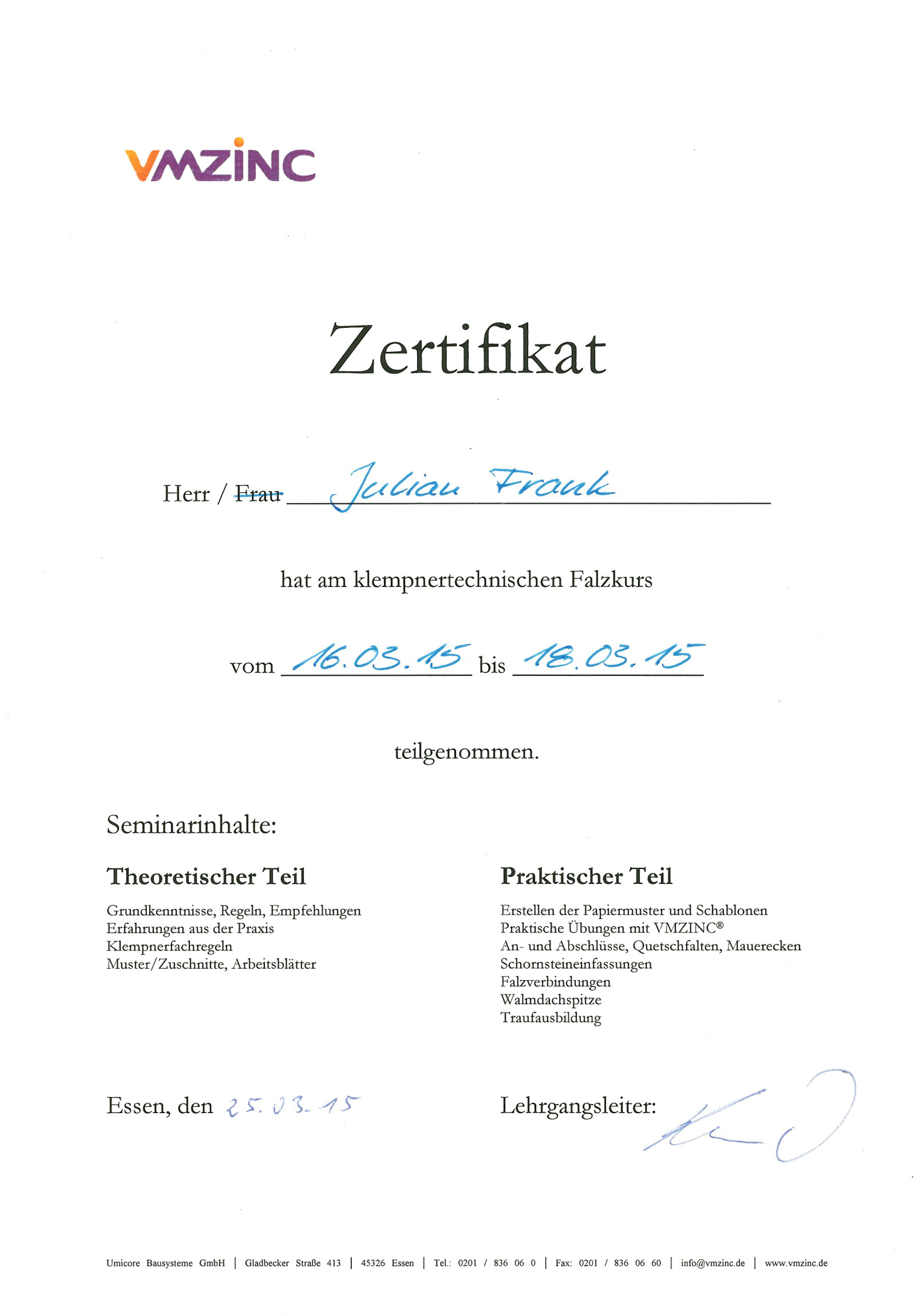 Beste Taufe Zertifikat Vorlage Wort Galerie - Entry Level Resume ...